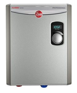 tankless water heater for tiny house